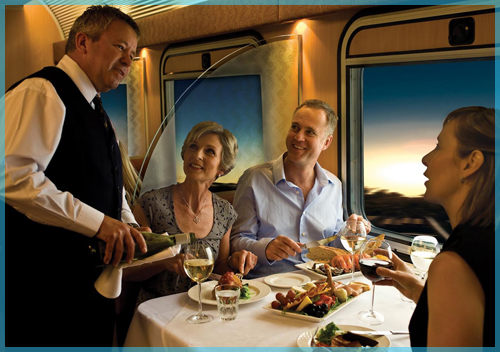 Australia & New Zealand Rail Journeys Sacramento Travel Agent